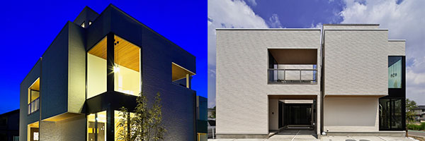 家の外観デザインと軒裏の見え方02