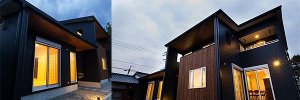 家の外観デザインと軒裏の見え方03