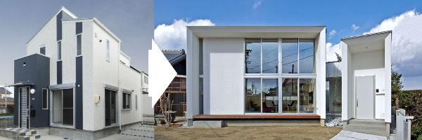 外壁デザイン例01