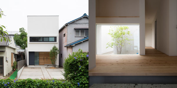 施工事例01:小さな家