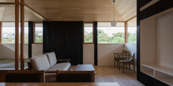 小さな家、窓の活用